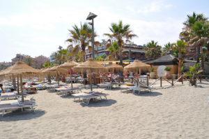 attività di spiaggia