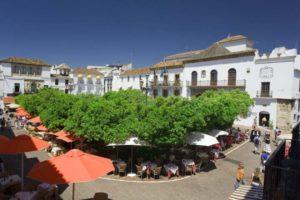 Marbella - Plaza de Los Naranjos