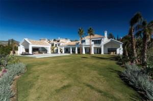 villa lusso marbella