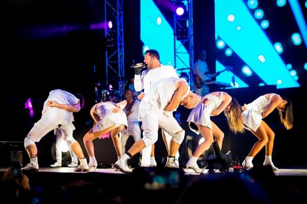 Ricky Martin OFRECE EN STARLITE 2014 SU ÚNICO CONCIERTO EN ESPAÑA ESTE VERANO_FOTOGRAFO ESMERALDA ALVAREZ_1