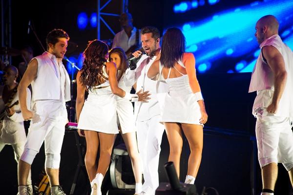 Ricky Martin OFRECE EN STARLITE 2014 SU ÚNICO CONCIERTO EN ESPAÑA ESTE VERANO_FOTOGRAFO ESMERALDA ALVAREZ_2