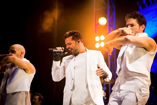 Ricky Martin OFRECE EN STARLITE 2014 SU ÚNICO CONCIERTO EN ESPAÑA ESTE VERANO_FOTOGRAFO ESMERALDA ALVAREZ_3