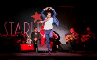 Curro de Candela presentando en Starlite Lounge su espectaculo_Foto Jaime D. Triviño_18.08.14_1