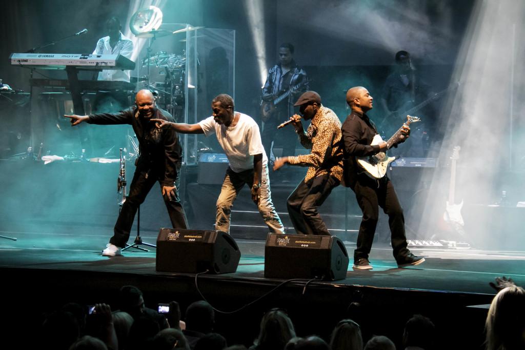 KOOL & THE GANG PONE EN PIE AL PÚBLICO DE STARLITE A RITMO DE FUNKY Y R&B_FOTO JAIME D. TRIVIÑO_19.08.14_2