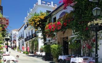 marbella centro storico
