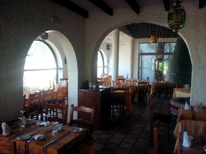 Venduto ampio ristorante ad elviria in traspaso con - Restaurante noto marbella ...