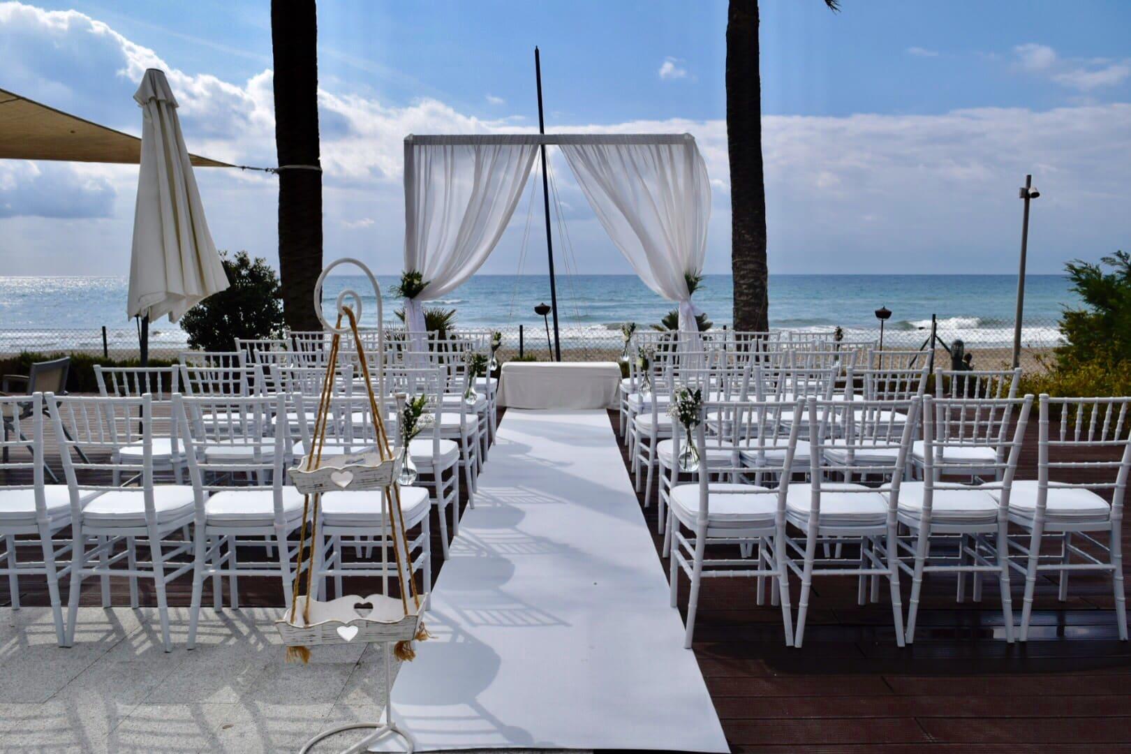El mejor lugar para casarse el beach club estrella del - Estrella del mar beach club ...