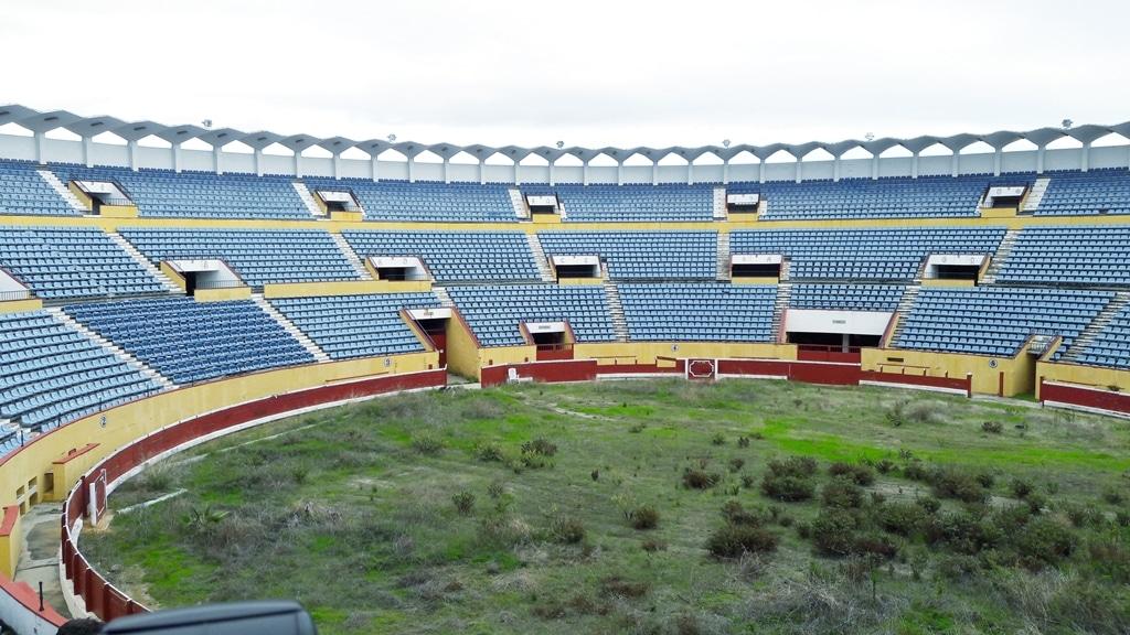 El grupo teatro goya ha presentado ayer el proyecto marbella arena - Cine goya puerto banus ...