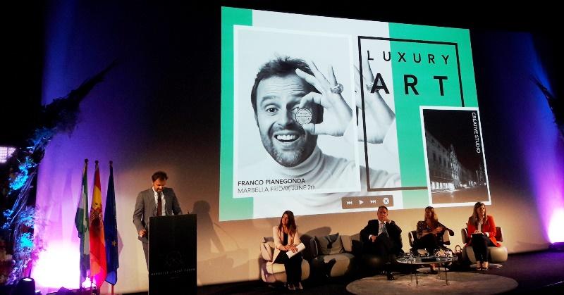 Pianegonda il gioielliere padovano ospite al marbella luxury week end vivi marbella - Cine goya puerto banus ...
