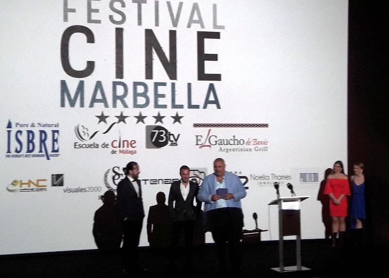 Week end de cine en puerto ban s el festival de cine de marbella levanta el tel n vivi marbella - Cine goya puerto banus ...
