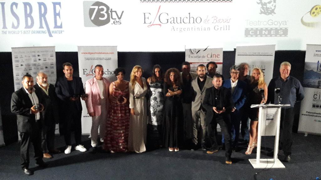 Los ganadores del festival del cine de marbella 2017 vivi marbella - Cine goya puerto banus ...