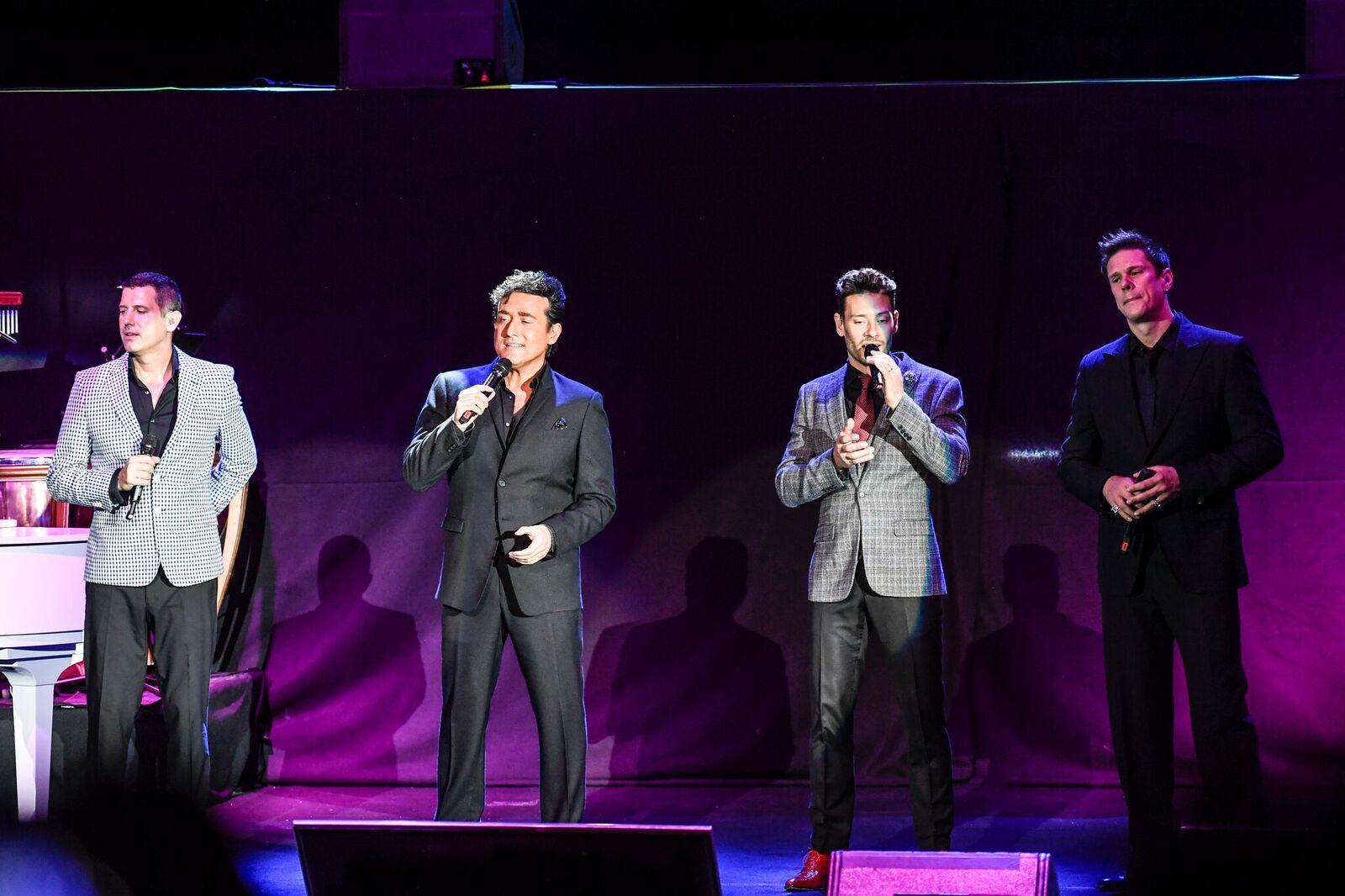 Il divo celebra a starlite 15 anni sul palcoscenico vivi marbella - Il divo canzoni ...